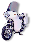 Norton Interpol, white, small pic